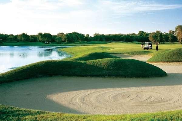 Twin waters golf 1